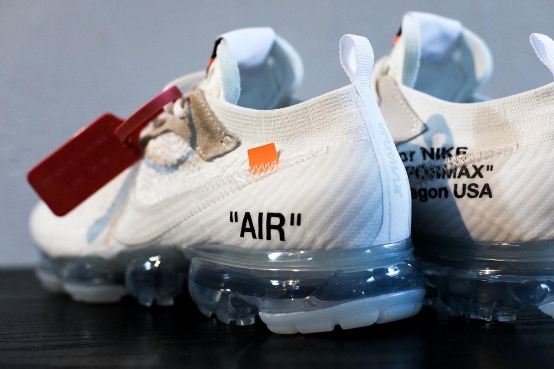 cd6e56f3ee Virgil Abloh x Nike Air VaporMax Flyknit