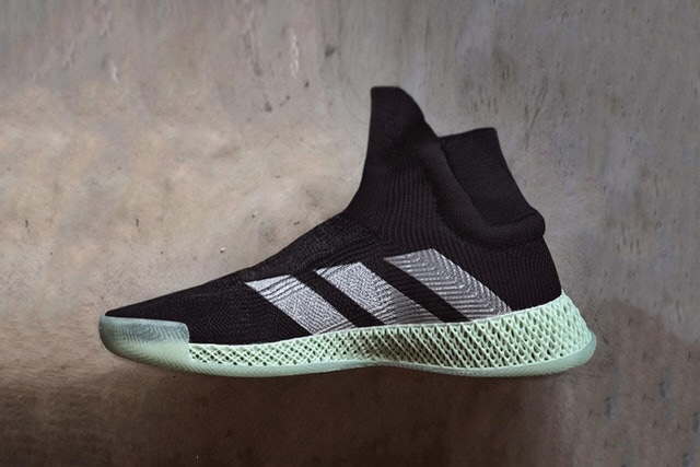 ce1521150e8 Here s Another Look at the adidas FUTURECRAFT 4D Laceless Basketball ...