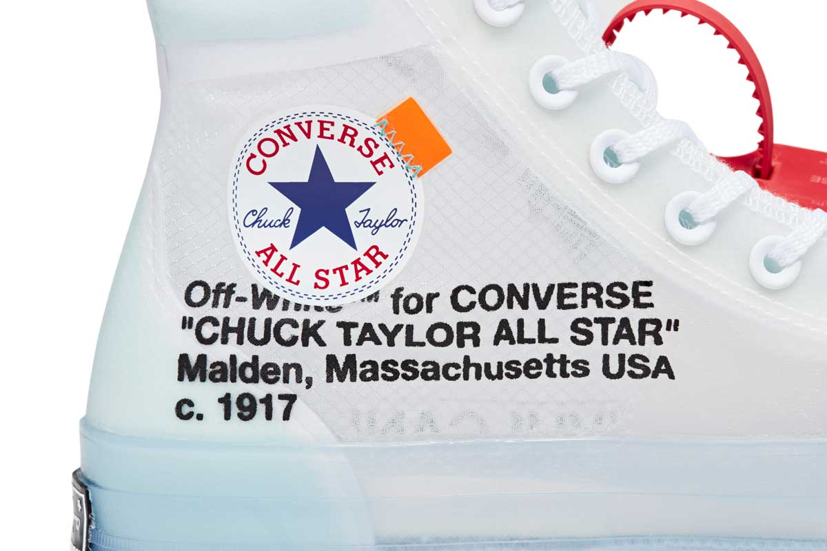 787279a6d4efd7 Here s How To Buy The OFF-WHITE x Converse Chuck Taylor