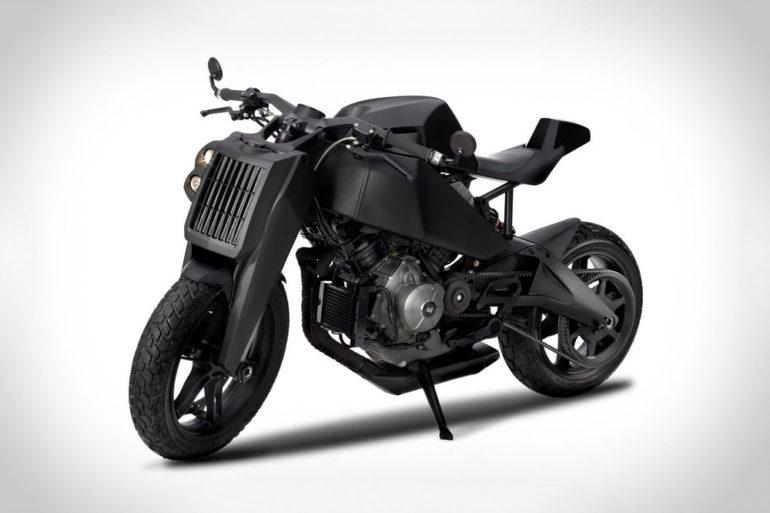 , Ronin x Uncrate Special Edition 47 Motorcycle