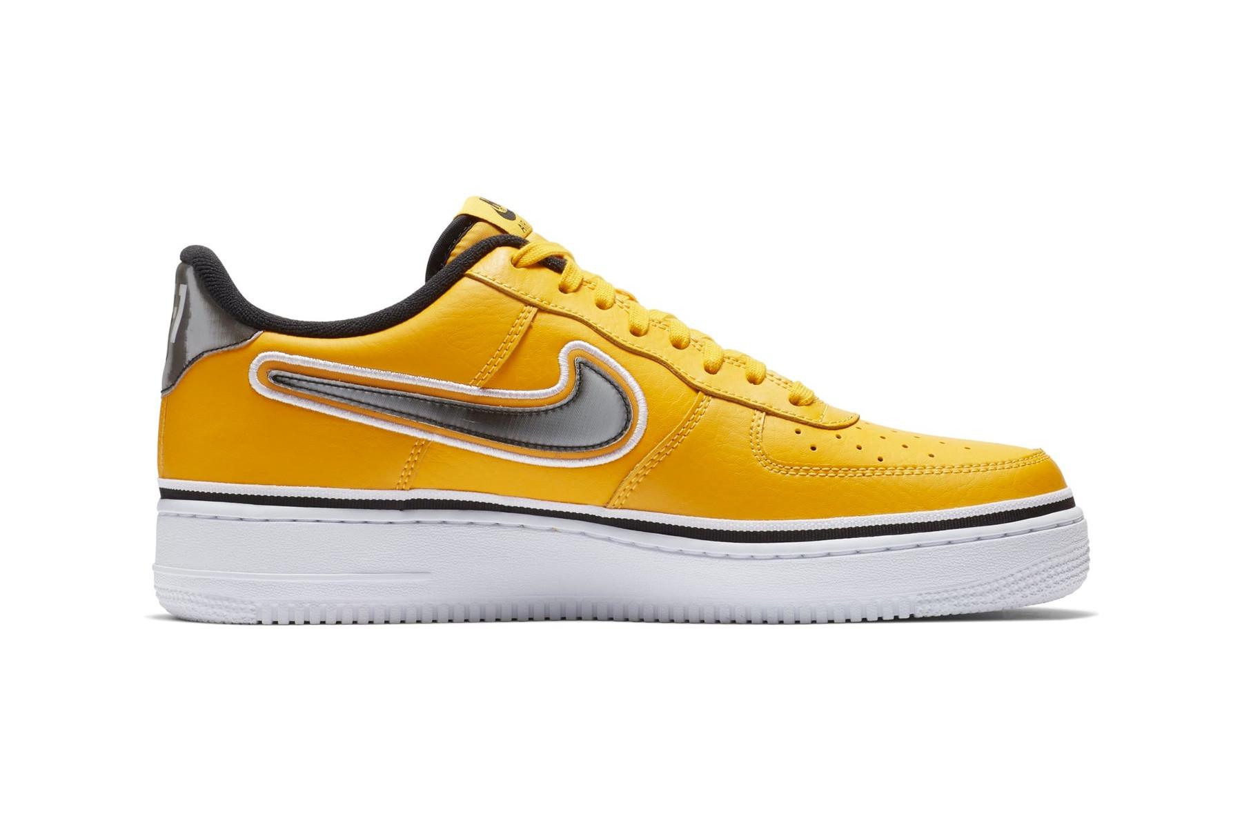 Air X Nike 1 Low Angeles LakersFargolife Force Nba Los n0k8OwP