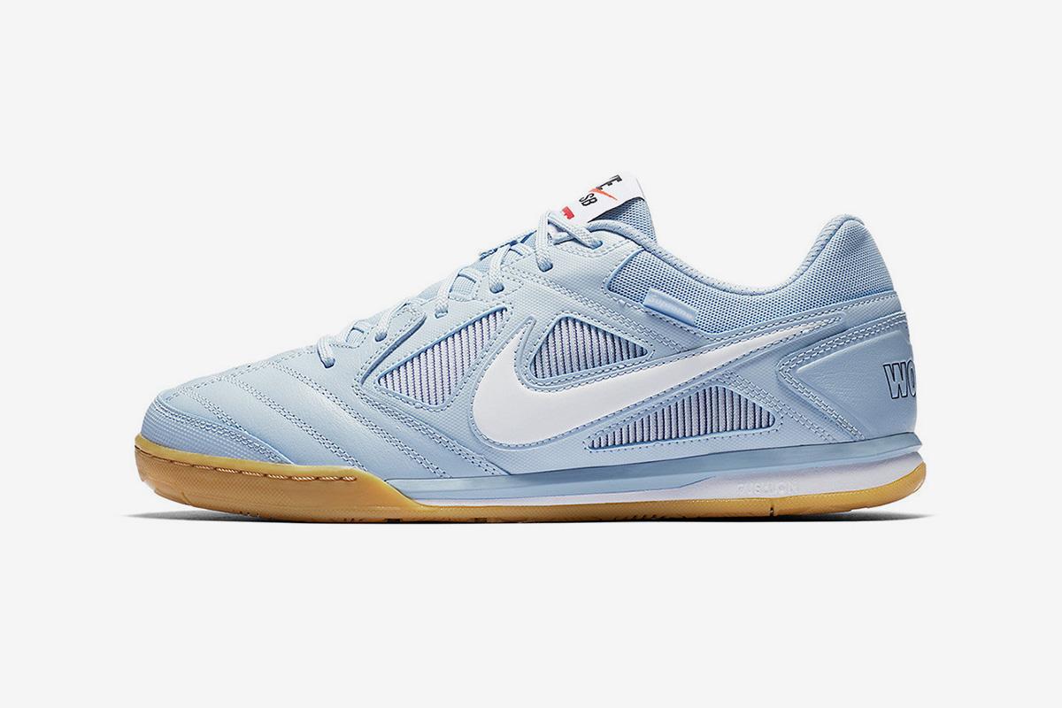 buy popular b7c1f 644ac Supreme s Nike SB Gato Is Coming Back Next Week