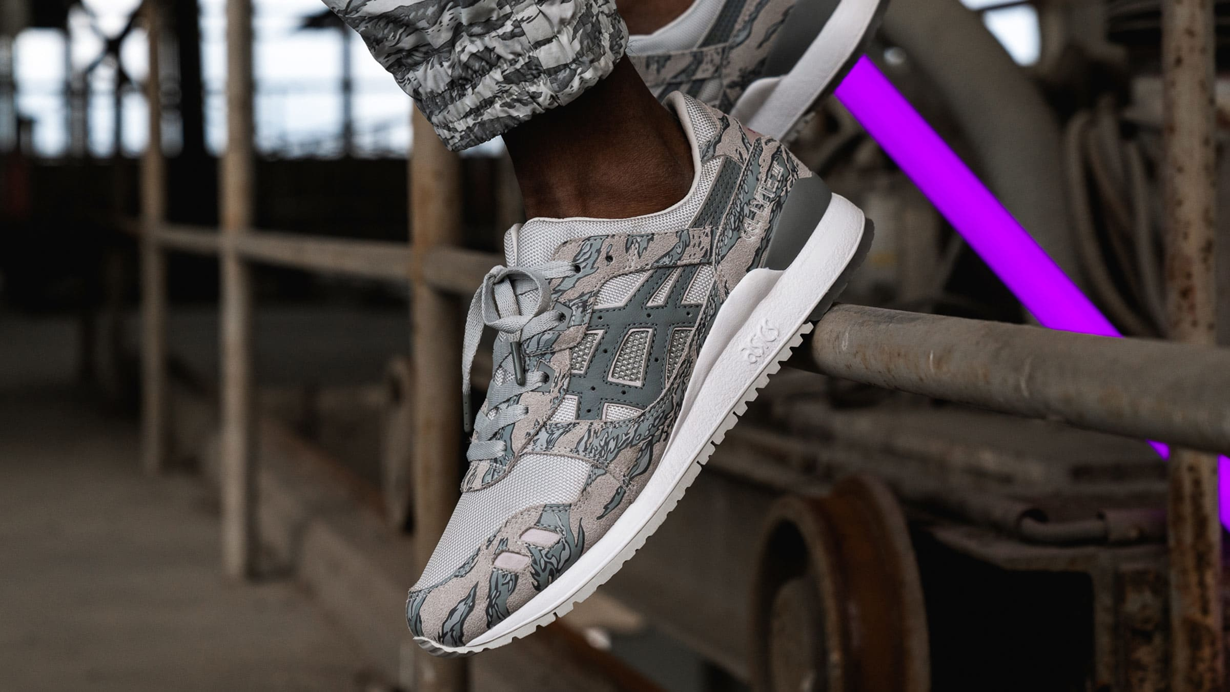 promo code b5dc7 92324 Get Your Chance To Win The ASICS x Atmos x Solebox GEL-LYTE ...
