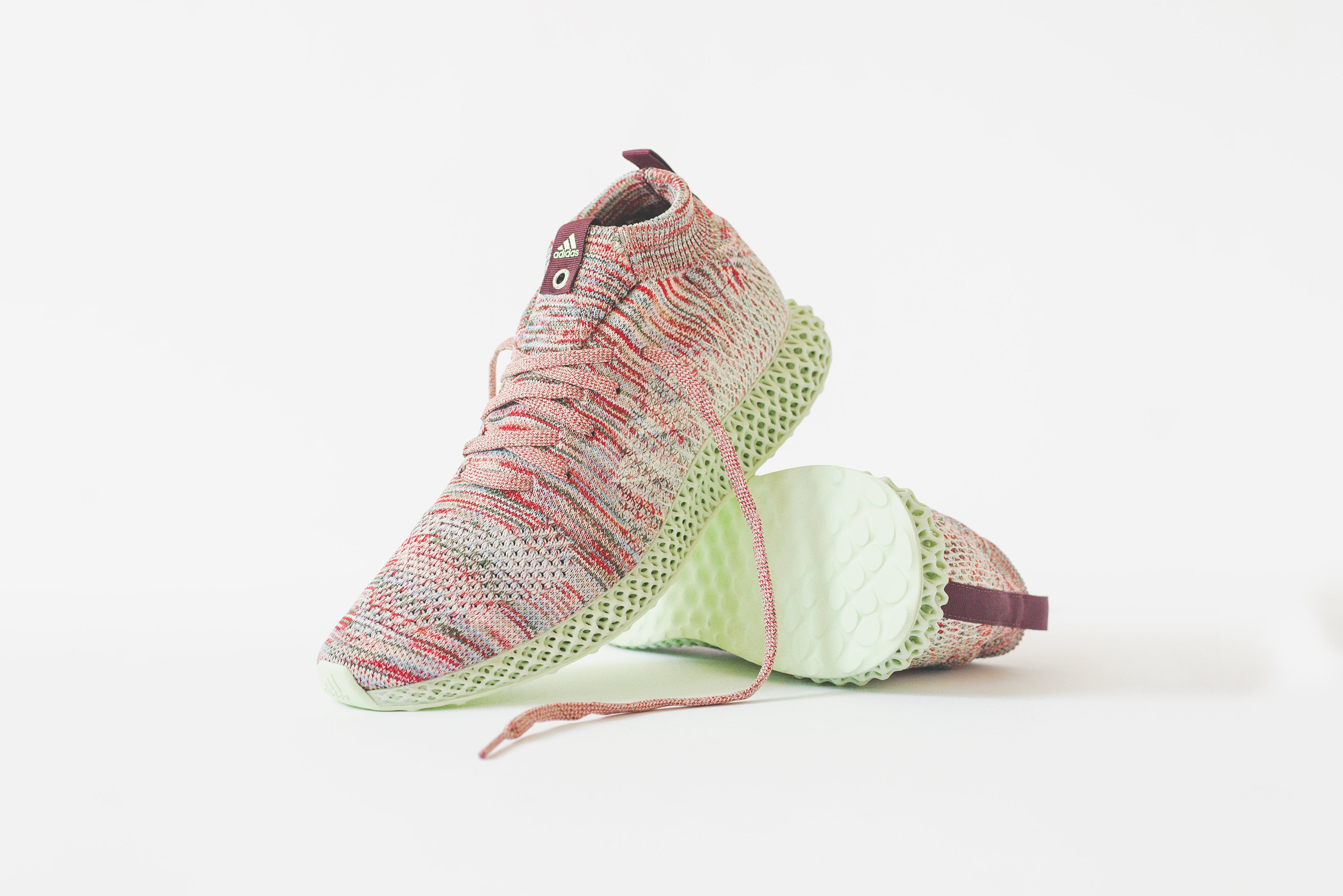 timeless design a4896 34589 A closer Look At The KITH x adidas Consortium Futurecraft 4D