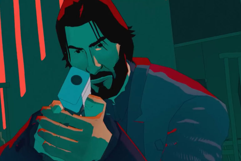 , John Wick Is Getting Its Own Video Game