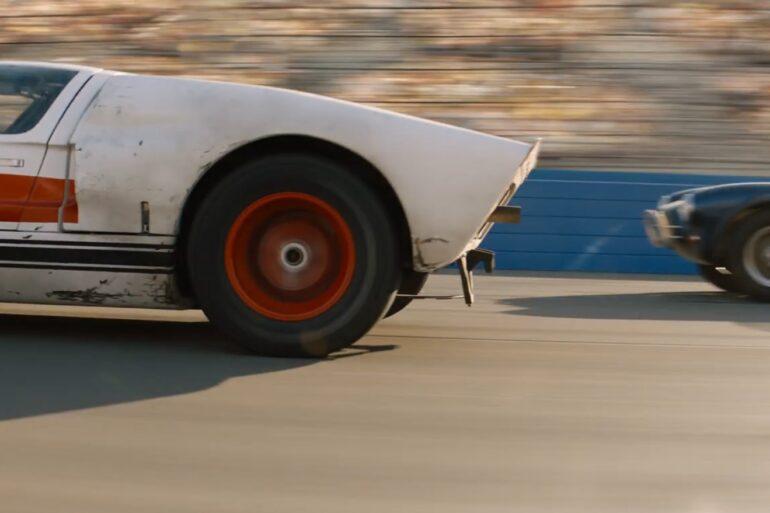 , Matt Damon, Christian Bale and Jon Bernthal Star in James Mangold's 'Ford v. Ferrari'