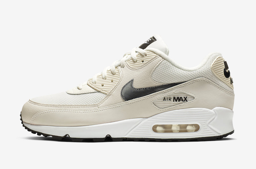 "best service 4dc29 e6a71 Nike's Air Max 90 Essential Gets a New ""Ivory"" makeup ..."