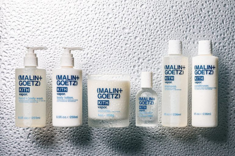 , KITH Taps MALIN + GOETZ For a Skincare Collection