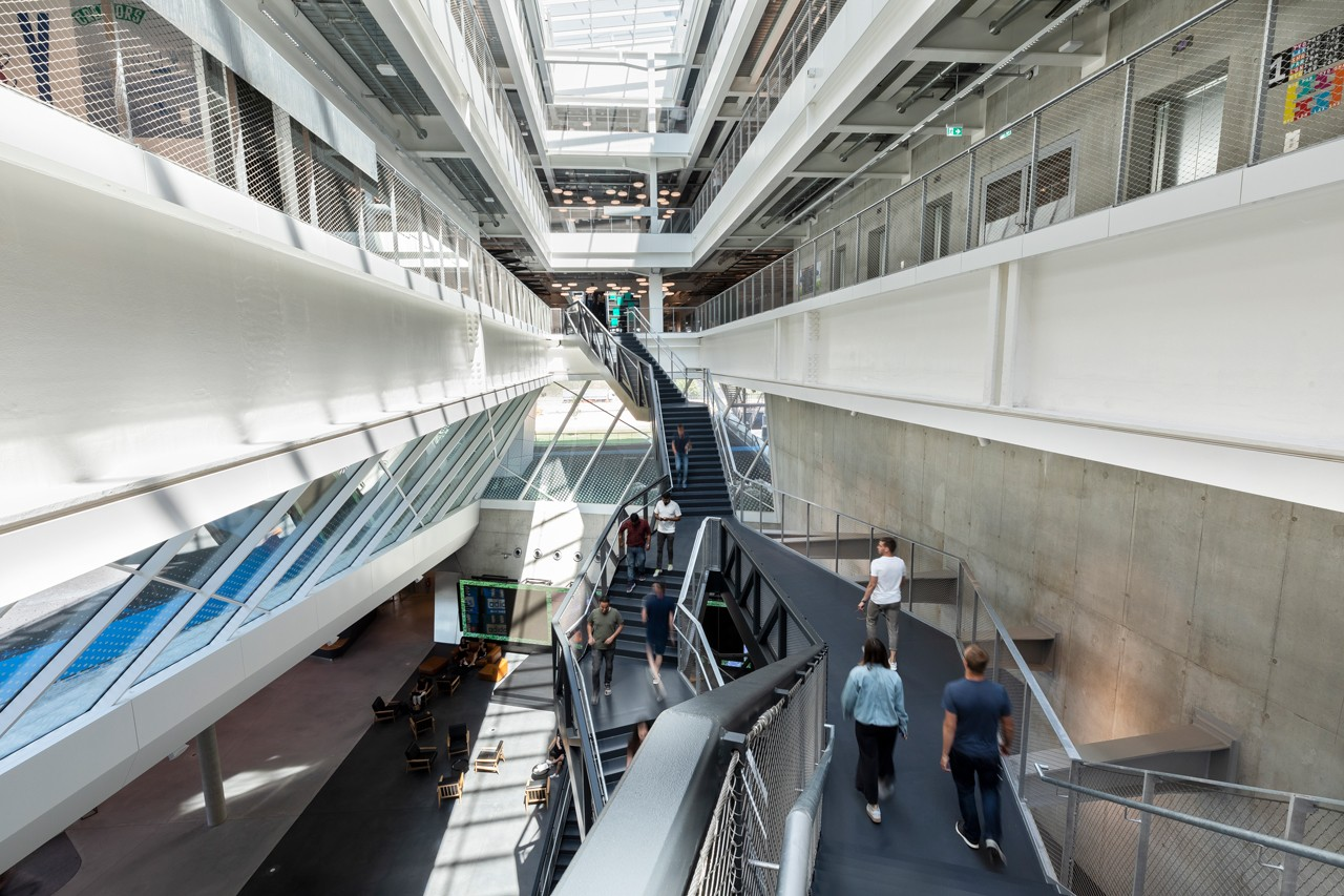 , A Look Inside adidas' Open-Space German Headquarters