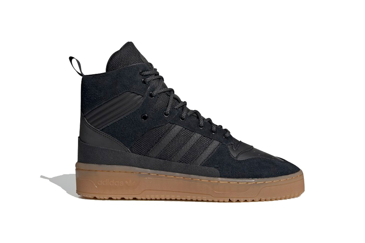 , adidas Releases Winter-Ready Version of The Rivalry TR