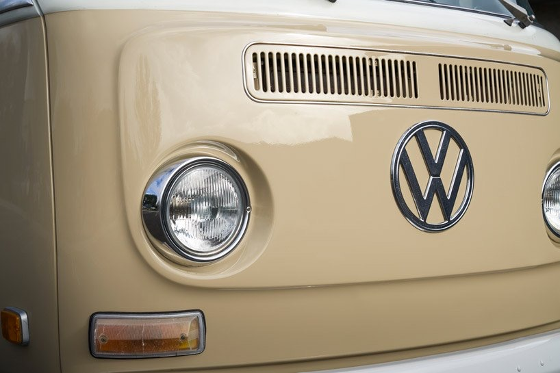, Volkswagen Upgrades Its Classic 1972 Type 2 Microbus With Electric Engine