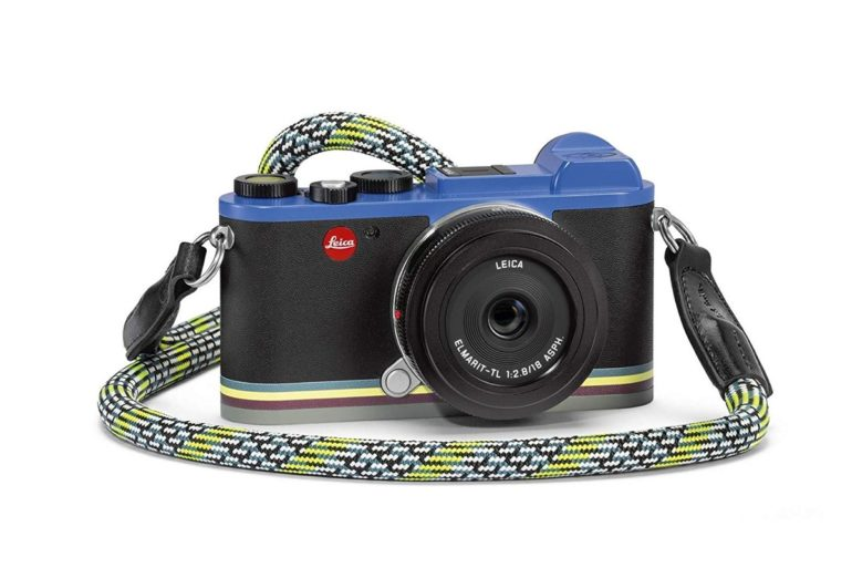 Leica, Paul Smith Joins Leica Again for a Second Collaborative Limited Edition