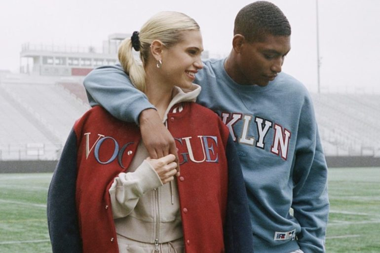 , Kith and Vogue Reunite for a Collegiate Collection