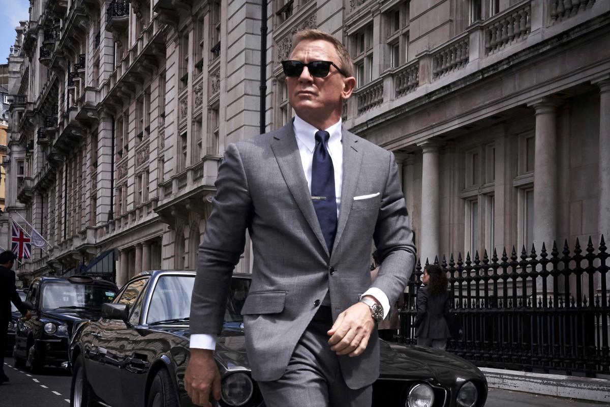 , James Bond Returns In 'No Time To Die' Teaser