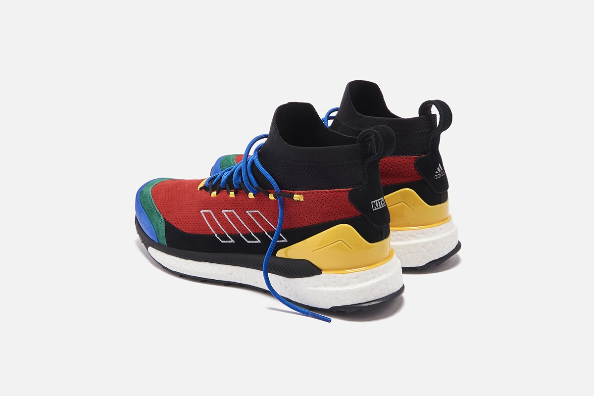 , Kith x adidas Unveil Two Versions of The Terrex Free Hiker GTX