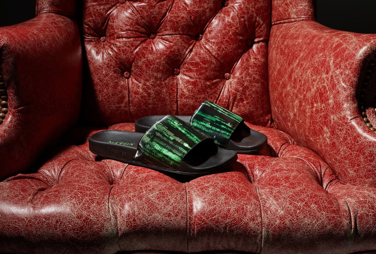 , K-Swiss Celebrates 'The Matrix' 20th Anniversary With New Sneaker Collection