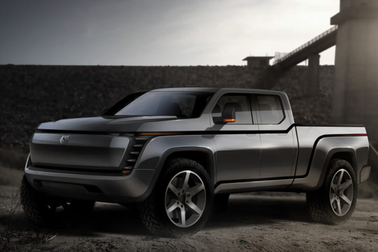 , This New Electric Pickup Aims To Take On Tesla's Cybertruck