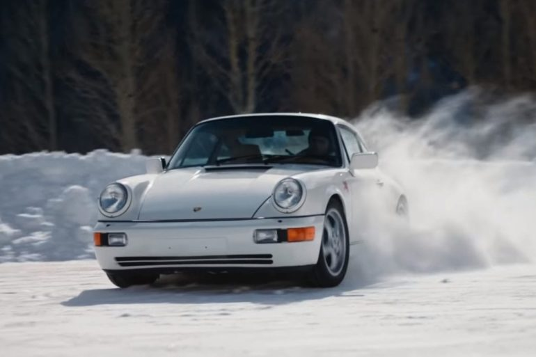, Aimé Leon Dore and Porsche Unveil the Fastest Collaboration at Fashion Week