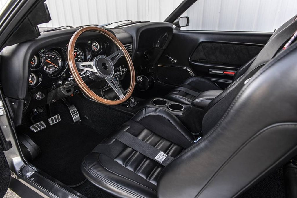 John Wick's Hitman car