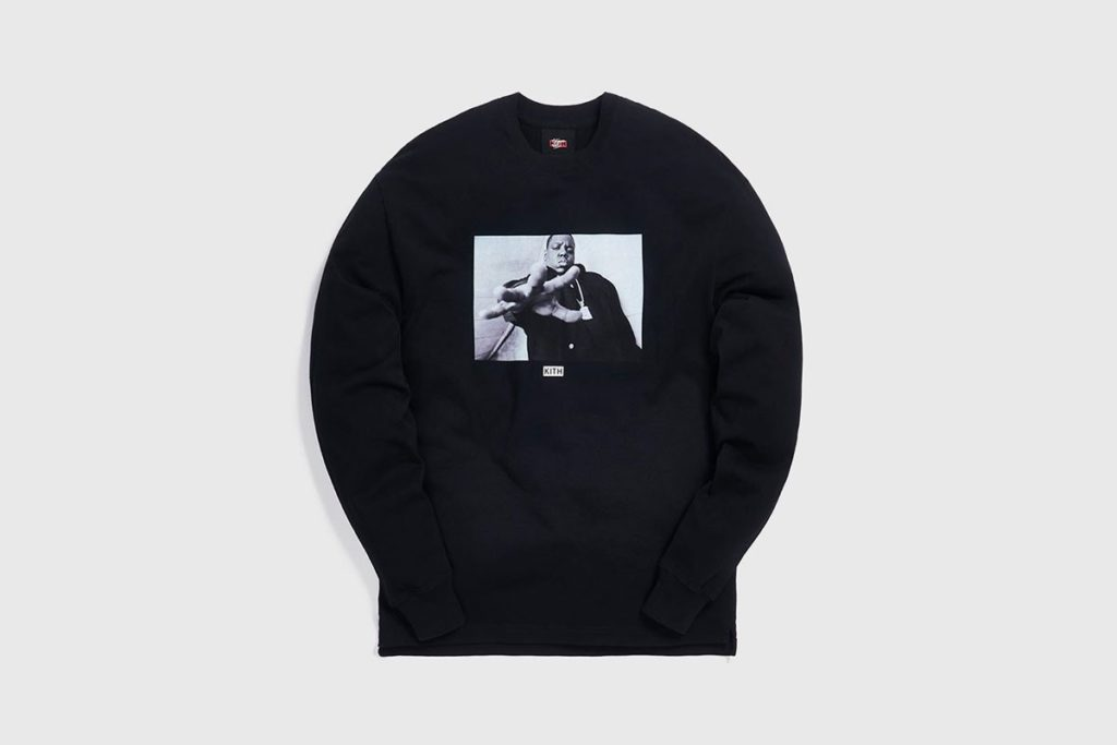 BIG, KITH x Notorious B.I.G. Capsule Drops on Monday