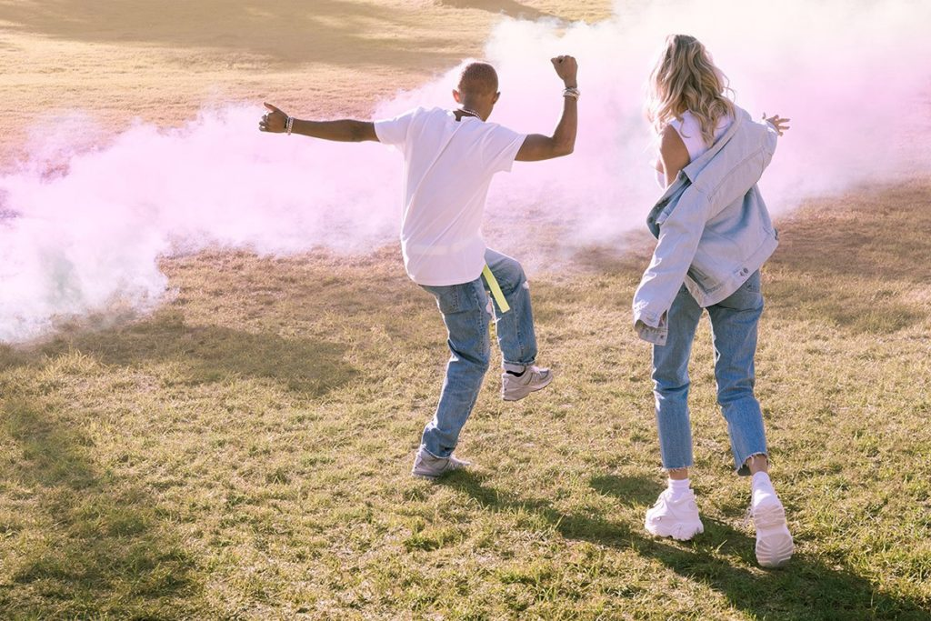 , Check Out Jaden Smith & Hailey Bieber in New Levi's Campaign