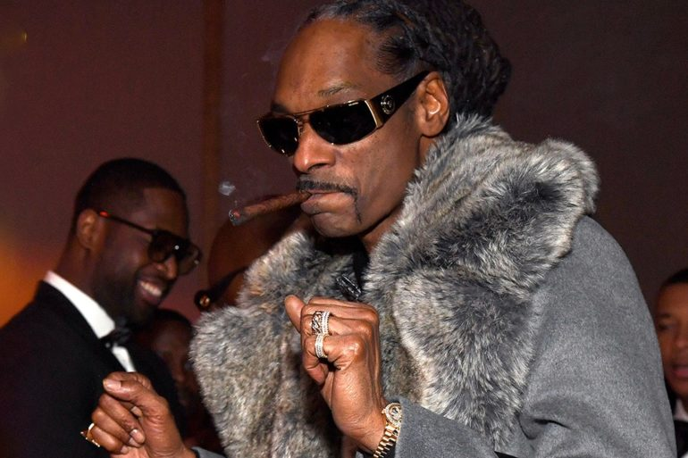 Snoop Dogg releases his private wine