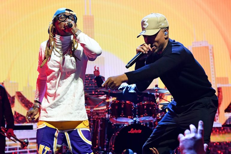Chance The Rapper, Lil Wayne & Young Thug Link With Chance The Rapper on Rare Collab