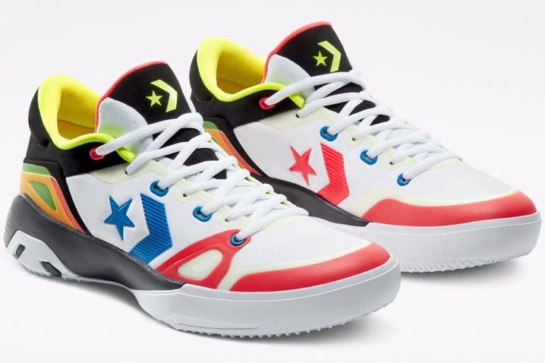 , Converse Gets Colorful With G4 Basketball Sneakers