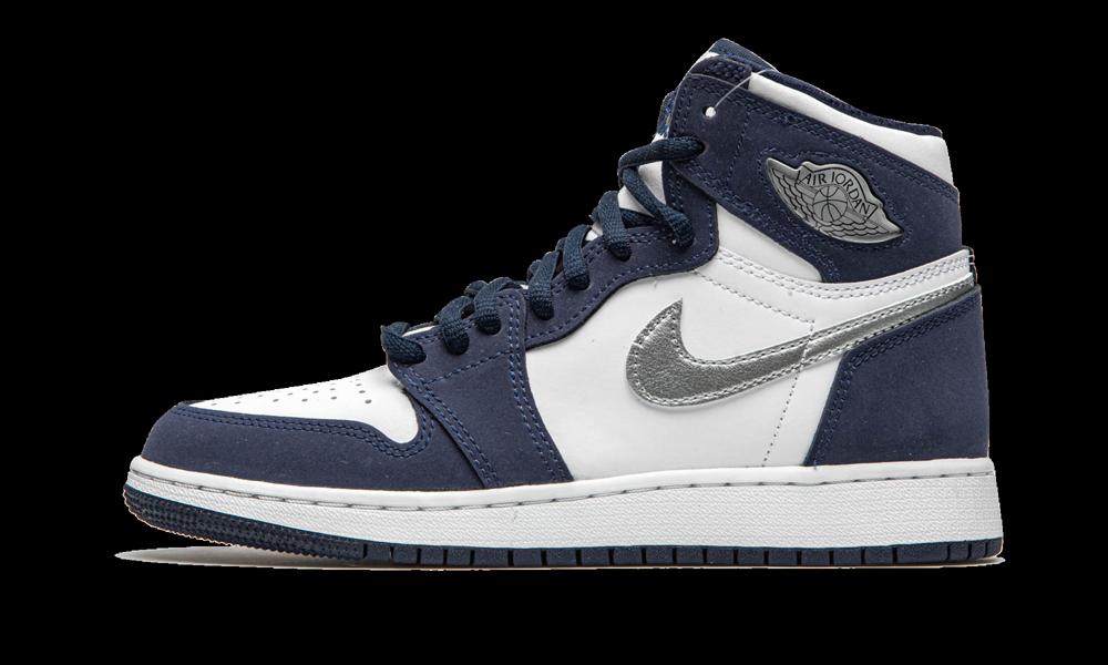 Air Jordan 1 Retro High CO. JP 'Midnight Navy' Shoes