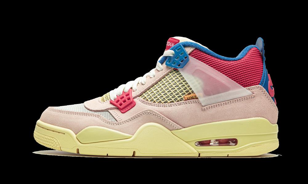 Air Jordan 4 Retro SP 'Union - Guava Ice' Shoes