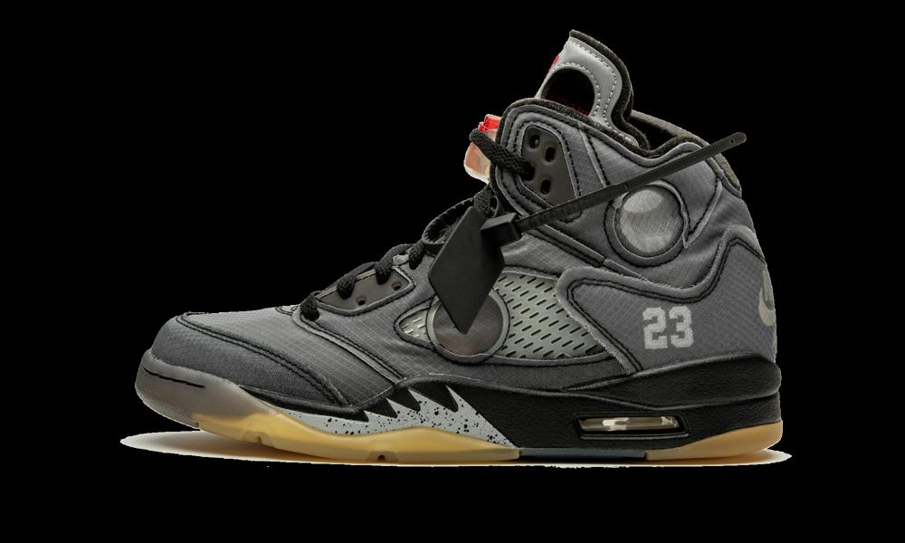 Air Jordan 5 Retro SP 'Off-White' Shoes